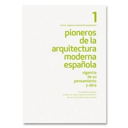I Congreso nacional pioneros de la arquitectura
