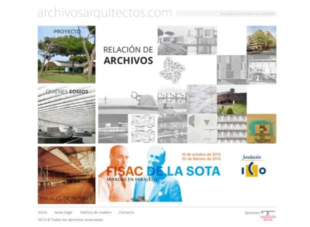 archivos arquitectos